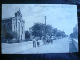 PORTO POTENZA PICENA Viale Margherita Usata 1931 - Italia