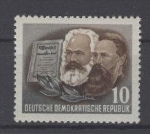 DDR Michel No. 345 X II ** postfrisch
