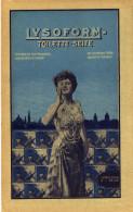 Original-Werbung/Inserat/ Anzeige 1907 - LYSOFORM TOILETTE-SEIFE FARBANZEIGE - Ca. 190 X 115 Mm - Publicités