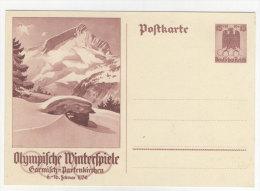 Deutsches Reich Ganzsache P 257 ungebraucht
