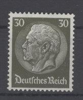 Deutsches Reich Michel No. 490 ** postfrisch