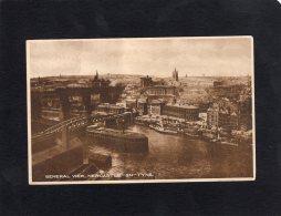 48758     Regno  Unito,    General  View,  Newcastle-on-Tyne,  NV(scritta) - Newcastle-upon-Tyne