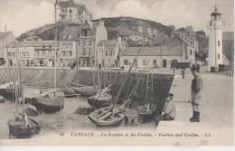 .LA FENETRE E.T LES CROLLES - Cancale