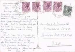 10384. Postal VANEZE Di BONDONE (Trento) 1975. Monte Bondone - 1971-80: Storia Postale