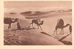 Afrique ALGERIE  A Travers L´éternel Silence (Collection PROUHO Hussein Dey Algérie )* PRIX FIXE - Algérie