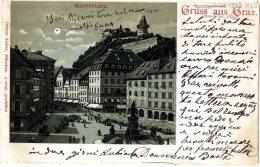 ALLEMAGNE  -  GRUSS AUS GRAZ  -  1899 - Deutschland