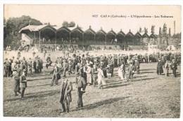 1827  CAEN  - L'Hippodrome - Les Tribunes - Caen
