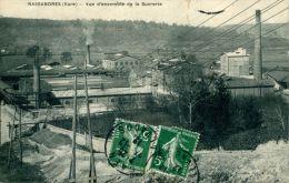 N°39125 -cpa Nassandres -vue D'ensemble De La Sucrerie- - Autres Communes