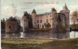 Cpa Chromo1923, LA BREDE, Gironde, Château De Montesquieu    (43.92) - Châteaux