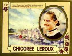Calendrier Chicor�e Leroux 1985