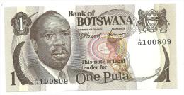 Botswana 1 Pula 1976 UNC  .S. - Botswana
