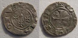 Midi-Pyrénées Lot Cahors Géraud IV De Barsac Et Barthélémy Le Roux Obole De L´évèché - 476-1789 Monnaies Seigneuriales