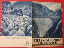 Mensuel Photographie Ciels Et Sourire De France. N° 10 De 1936. Saint-christophe Bérarde Carrelet Fétoule Meije écrins - Livres, BD, Revues