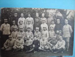 18 - Bengy Sur Craon - Carte Photo - Militaires - 1916 - Autres Communes