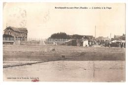 Vendée - 85 - Bretignolles Sur Mer - L'arrivée A La Plage - Bretignolles Sur Mer