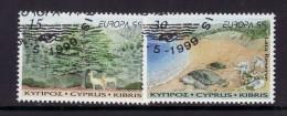 CYPRUS 1999 EUROPA CEPT   USED - Europa-CEPT