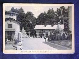 TOSCANA -PISTOIA -ABETONE -F.G. LOTTO N°391 - Pistoia
