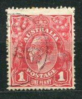 Australien Nr.30 I X        O  used       (120)