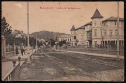 MALAGA * VALLE DE LOS GALANES * - Málaga