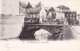 La MEHAIGNE à STATTE - Circulée En 1901 - Huy