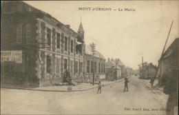 02 MONT D'ORIGNY / La Mairie / - Other Municipalities