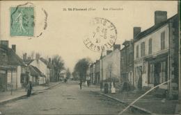 18 SAINT FLORENT SUR CHER / Rue D'Issoudun / - Saint-Florent-sur-Cher