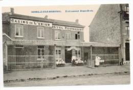 28776  -  Hermalle-sous-Argenteau  Casino  De L'union Hôtel Restaurant  -  Bilquin  Brahy - Ohne Zuordnung