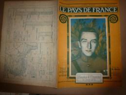1918 LPDF: Les FANNIONS;Canadiens à Cambrai;Belges à Dixmude;Verzenay;Armentières;Laon;Un Chien Qui Reconnait Les Avions - Revues & Journaux