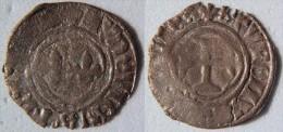 Poitou Charentes Charentes Maritimes La Rochelle Tournois (ou Double Tournois) Au Nom De Louis XII (peut-être Louis XI) - 987-1789 Monnaies Royales