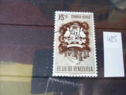 VENEZUELA TIMBRE Poste Aerienne YVERT N° 485 - Venezuela