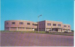 Brookings South Dakota, Brookings Hospital, Architecture, Auto, C1960s Vintage Postcard - Brookings