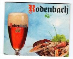 Belgique Rodenbach - Sous-bocks