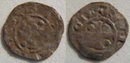 Bourgogne Saône Et Loire Mâcon 1060 - 1108 Obole De Type 2 à La Croix Au Nom De Philippe Ier - Rare - 987-1789 Monnaies Royales