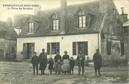 77  EMERAINVILLE - PONTAULT - LA FERME DES BERCHERES (ref 16459) - Francia