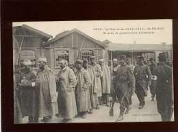 22 St Brieuc Arrivée De Prisonniers Allemands édit. Hamonic N° 4868 La Guerre De 1914-1915 - Saint-Brieuc