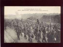 22 St Brieuc Convoi De Prisonniers Allemands édit. Hamonic N° 4853 La Guerre De 1914-1915 - Saint-Brieuc
