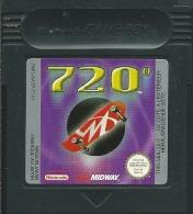 - JEU GAME BOY COLOR 720 ° (GAME BOY COLOR, GBA) - Nintendo Game Boy