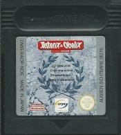 - JEU GAME BOY COLOR ASTERIX ET OBELIX CONTRE CESAR (GAME BOY COLOR, GBA) - Nintendo Game Boy