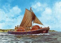 Postcard - Poolbeg Lifeboat, Dublin. 11 - Autres