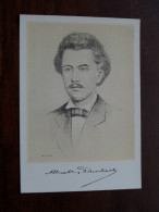 ALBRECHT RODENBACH 1856 - 1880 ( Zie Foto Voor Details ) !! - Ecrivains