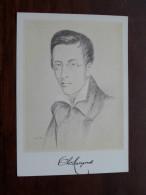 KAREL LOD. LEDEGANCK 1805 - 1847 ( Zie Foto Voor Details ) !! - Ecrivains