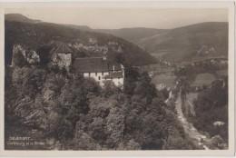 SUISSE,HELVETIA,SWISS,SCH WEIZ,SVIZZERA,Delémont En 1922,prés Bale,bienne,belfort,chate Au Vorbourg,rare - JU Jura