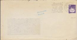 Lettre Distribué Dans 1978  Route Allemagne - Romania (Bucuresti) - Briefe U. Dokumente