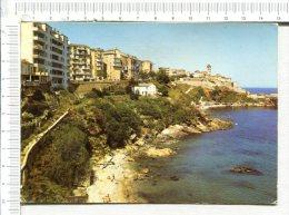 BASTIA  -  La  Citadelle, Vue De  Ficajola - Bastia