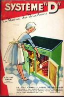 SYSTEME D N° 175 - Juillet 1960 - Remorque 2 CV - - Maison & Décoration