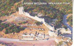 TELECARTE GRECE - Griechenland