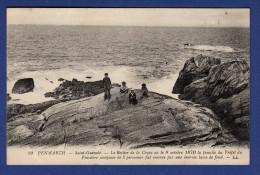 29 PENMARCH SAINT-GUENOLE Rocher De La Croix - Animée - Penmarch
