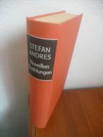 Novellen Und Erzählungen  (Stefan Andres) De 1962 - Livres, BD, Revues