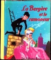 Jacques Pecnard - La Bergère Et Le Ramoneur - Les Albums Roses - ( 1961 ) . - Livres, BD, Revues