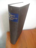 """Das Augenspiel  """" Lebensgeschichte 1931 -1937""""  (Elias Canetti) De 1985 - Livres, BD, Revues"""